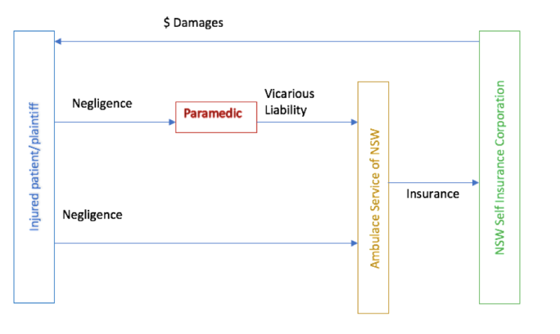 Vicarious Liability For Nsw Ambulance Paramedics Australian